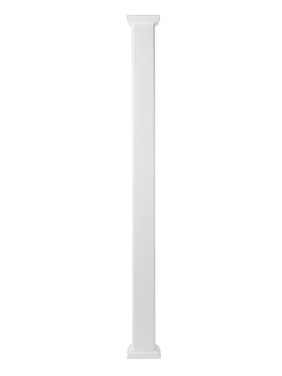 SQUARE COLUMN WITH SKIRT