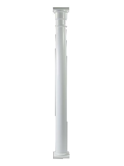 Round Tapered Column