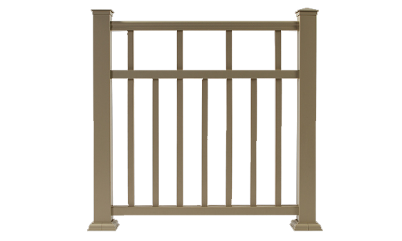 Double Bar Rail