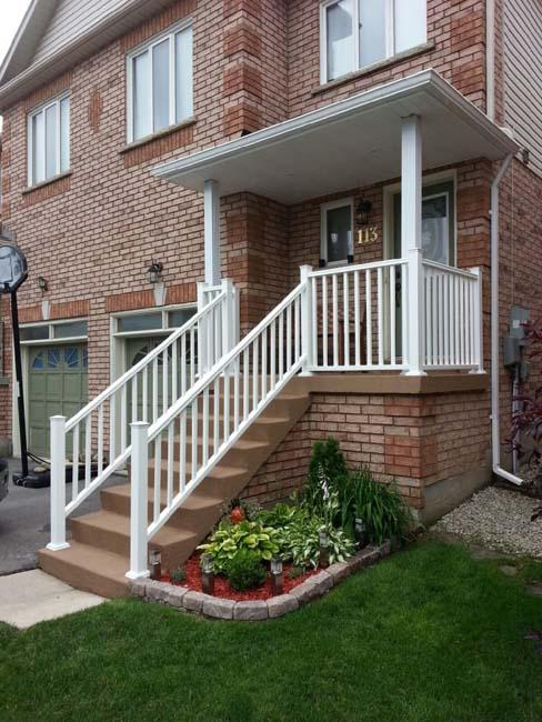 Assembled Aluminum Stair Panel